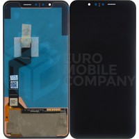 LG G8s ThinQ (LM-G810) LCD + Digitizer Complete - Black