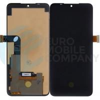 LG G8x ThinQ (LM-G850) Display + Digitizer Complete - Black