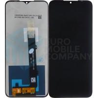 LG K41S Display + Digitizer Complete - Black