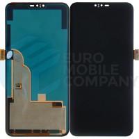 LG V50 ThinQ 5G Display + Digitizer Complete - Black