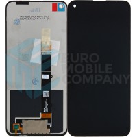 LG K61 LCD + Digitizer Complete - Black