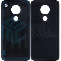 Motorola Moto G7 Power Back cover + Adhesive (5S58C13161) - Black