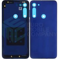 Motorola Moto G8 Back cover (S948C64924) - Blue