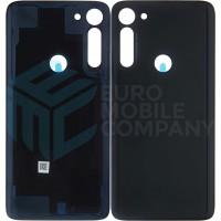 Motorola Moto G8 Power Back cover + Adhesive (5S58C16145) - Black