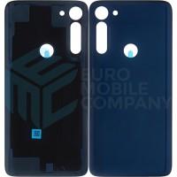 Motorola Moto G8 Power Back cover + Adhesive (5S58C16146) - Blue