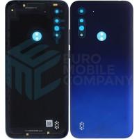 Motorola Moto G8 Power Lite Back cover (5S58C16764) - Dark Blue