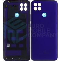 Motorola Moto G9 Power Back cover + Adhesive (5S58C17629) - Purple