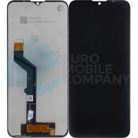 Motorola Moto G9 Play Display + Digitizer Complete - Black