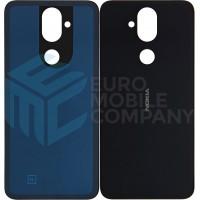 Nokia 8.1 Battery Cover - Black