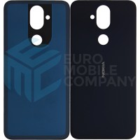Nokia 8.1 Battery Cover - Dark Blue