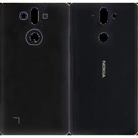 Nokia 8 Sirocco Battery Cover - Black