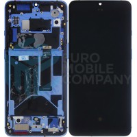 OnePlus 7T (HD1901) Display + Touchscreen + Frame OEM - Glacier Blue