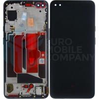 OnePlus Nord (AC2001) Display + Digitizer + Frame - Black