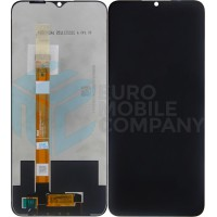 Oppo A15 Display + Digitizer Complete - Black