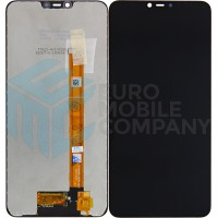 Oppo A5 (2020) / A9 (2020) LCD + Digitizer Complete - Black