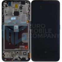 Oppo Reno 2Z (CPH1945/ CPH1951) Display + Digitizer + Frame - Black