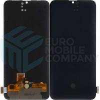 Oppo Reno Z Display + Digitizer Complete - Black