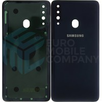 Samsung Galaxy A20s (SM-A207F) Battery Cover - Black