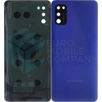 Samsung Galaxy A41 (SM-A415F) Battery Cover - Blue