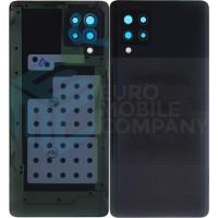 Samsung Galaxy A42 5G (SM-A426B) Battery Cover (GH82-24378A) - Black