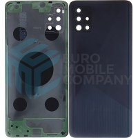 Samsung Galaxy A51 (SM-A515F) Battery Cover - Prism Crush Black