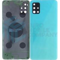 Samsung Galaxy A51 (SM-A515F) Battery Cover - Prism Crush Blue