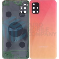 Samsung Galaxy A51 (SM-A515F) Battery Cover - Prism Crush Pink