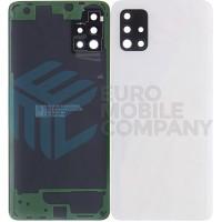 Samsung Galaxy A51 (SM-A515F) Battery Cover - Prism Crush White