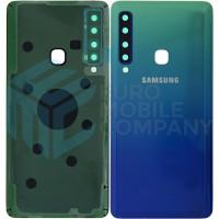 Samsung Galaxy A9 (2018) SM-A920F Battery Cover - Lemonade Blue