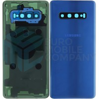 Samsung Galaxy S10 Plus (SM-G975F) Battery Cover - Prism Blue