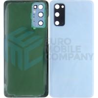 Samsung Galaxy S20 (SM-G980F SM-G981B) Battery Cover - Cloud Blue