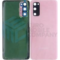 Samsung Galaxy S20 (SM-G980F SM-G981B) Battery Cover - Cloud Pink