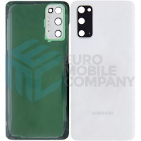 Samsung Galaxy S20 (SM-G980F SM-G981B) Battery Cover - Cloud White