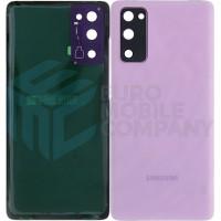 Samsung Galaxy S20FE (SM-G780F) Battery Cover - Cloud Lavender