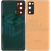 Samsung Galaxy S20FE (SM-G780F) Battery Cover - Cloud Orange