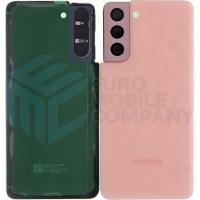 Samsung Galaxy S21 (SM-G991B) Battery Cover - Phantom Pink