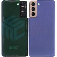 Samsung Galaxy S21 (SM-G991B) Battery Cover - Phantom Purple