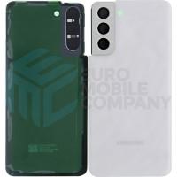 Samsung Galaxy S21 (SM-G991B) Battery Cover - Phantom White
