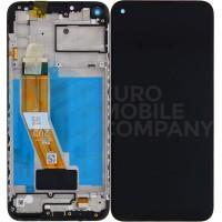 Samsung Galaxy A11 SM-A115F (GH81-18760A) Display - Black