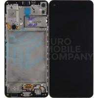 Samsung Galaxy A21S SM-A217F (GH82-22988A) Display - Black