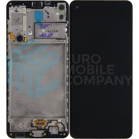 Samsung Galaxy A21S SM-A217F (GH82-22988A) LCD Display - Black