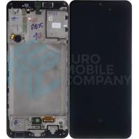Samsung Galaxy A31 SM-A315F (GH82-22761A) Display - Black