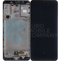 Samsung Galaxy A31 SM-A315F (GH82-22761A) LCD Display - Black