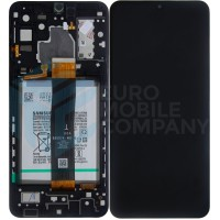 Samsung Galaxy A32 5G 2021 SM-A326 (GH82-25453A/GH82-25454A) Display Complete With Battery - Black