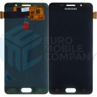 Samsung Galaxy A5 2016 (SM-A510F) Display Complete + Adhesive - Black
