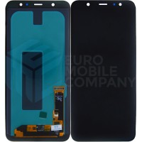 Samsung Galaxy A6 Plus 2018 (SM-A605F) Display Complete - Black