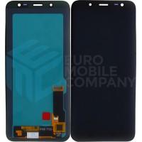 Samsung Galaxy J6 SM-J600F / A6 SM-A600FN LCD Complete - Black
