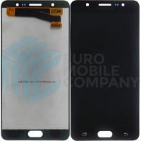 Samsung Galaxy J7 Max (SM-G615F) LCD + Digitizer Complete - Black
