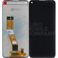 Samsung Galaxy M11 (SM-M115F) LCD + Digitizer Complete Oled Quality - Black