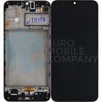 Samsung Galaxy M30s SM-M307F (GH82-21266A) Display - Black